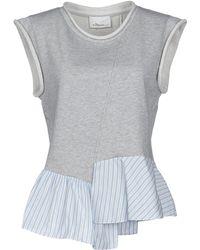 3.1 Phillip Lim Sweatshirt - Grey