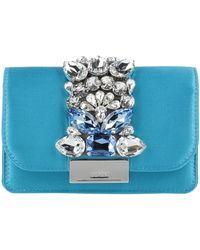 Gedebe Handbag - Blue
