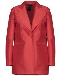 Marc Ellis Suit Jacket - Red