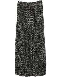Étoile Isabel Marant Long Skirt - Black