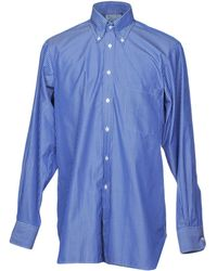 Hilditch & Key - Shirt - Lyst