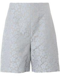 ALEXACHUNG Shorts & Bermuda Shorts - Grey