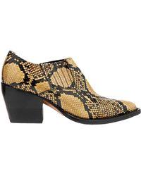 Chloé Shoe Boots - Multicolor