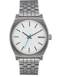 Nixon Armbanduhr - Mettallic
