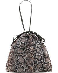 Victoria Beckham Shoulder Bag - Black