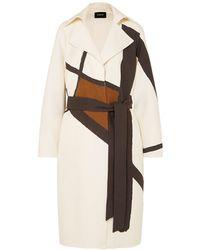Akris Overcoat - White