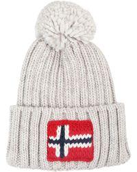 Napapijri Hat - Natural