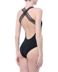 Osklen One-piece Swimsuit - Black