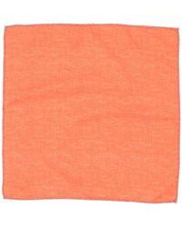Brunello Cucinelli Foulard - Orange