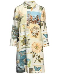 Vivetta Short Dress - Yellow