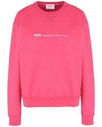 WOOD WOOD Sweatshirt - Pink