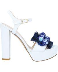 Ilaria Toschi Sandals - White