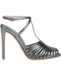 Giambattista Valli Sandals - Grey