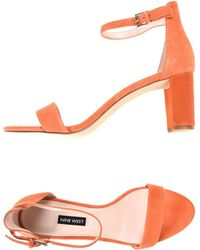 Nine West Sandals - Orange