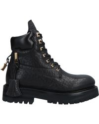 Buscemi Ankle Boots - Black
