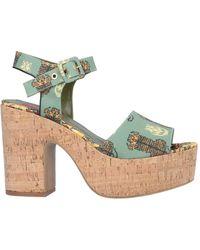 Lisa Corti Sandals - Green
