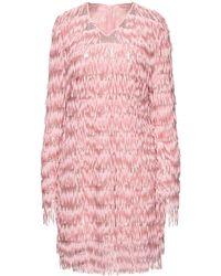 Giamba Midi Dress - Pink