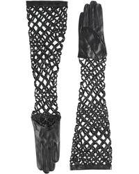 Ann Demeulemeester Gloves - Black