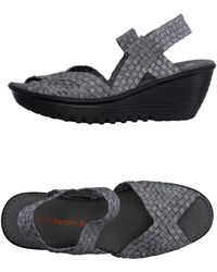 Bernie Mev Sandals - Metallic