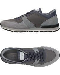 Tod's Sneakers & Tennis basses - Gris