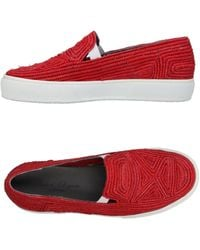 Robert Clergerie Trainers - Red