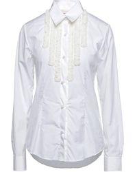 Cruciani Camisa - Blanco