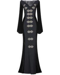 La Petite Robe Di Chiara Boni Vestito lungo - Nero