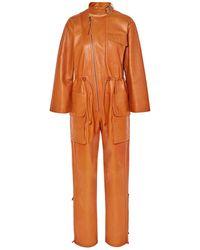 Ferragamo Jumpsuit - Brown