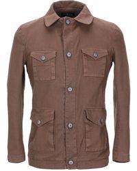 IANUX #THINKCOLORED Jacket - Brown