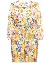 Roseanna Short Dress - White