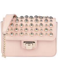 Luciano Padovan Cross-body Bag - Pink