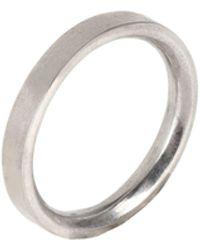 Alice Made This Ring - Metallic