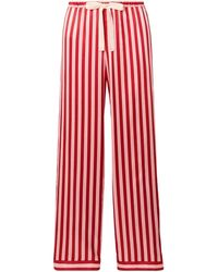 Morgan Lane Pyjama - Rot