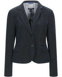 GANT Suit Jacket - Blue