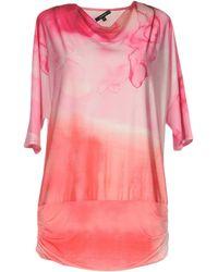 Paz Torras T-shirt - Pink