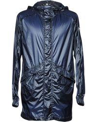 Colmar Overcoat - Blue