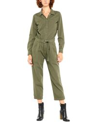 7 For All Mankind Jumpsuit - Green
