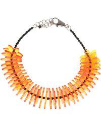 DSquared² Halskette - Orange