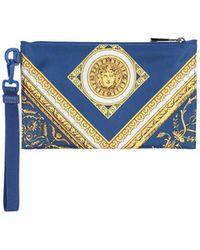 Versace Pouch - Blue
