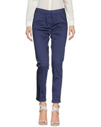 AT.P.CO Trousers - Blue