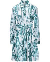 Ferragamo Short Dress - White