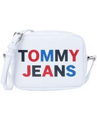 Tommy Hilfiger Cross-body Bag - White