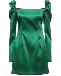 Amen Kurzes Kleid - Grün
