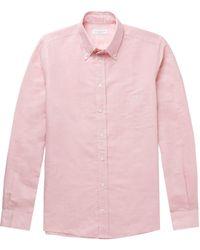 Richard James Shirt - Pink
