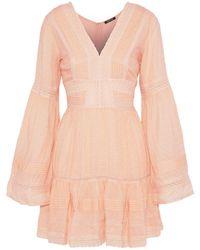 Love Sam Short Dress - Pink