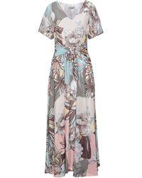 CROCHÈ Long Dress - Multicolour