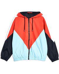TOPSHOP Jacket - Red