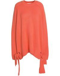 Tibi Pullover - Orange