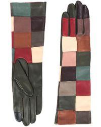 Agnelle Handschuhe - Mehrfarbig