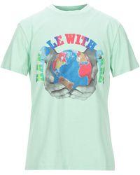 Stella McCartney T-shirt - Bleu